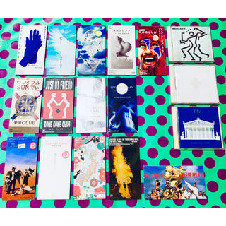 90%OFF 定価2万1786円◆米米CLUB関連 CD17枚セット(テレビドラマサントラ)