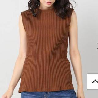 フレームワーク(FRAMeWORK)の【JOURNAL STANDARD L'ESSAGE 購入 リブタンクトップ(Tシャツ(半袖/袖なし))