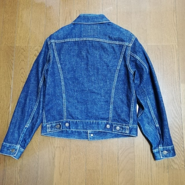 Levi's(リーバイス)の超美品 リーバイス Levi's 557 3rd サードモデル ビッグE メンズのジャケット/アウター(Gジャン/デニムジャケット)の商品写真