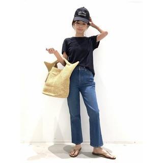 DEUXIEME CLASSE - ☆タグ付き新品☆ HEIDI KLEIN RAFFIA BAG