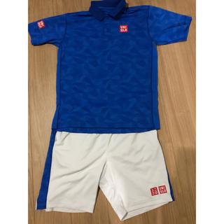 ユニクロ(UNIQLO)のユニクロ UNIQLO テニス 錦織 ジョコビッチ フェデラー シャツ(ウェア)