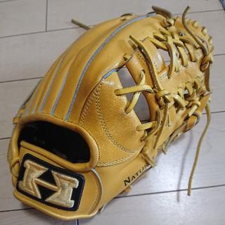 HI-GOLD - ハイゴールド 硬式グローブ 内野手用 イエロー