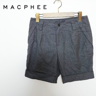 マカフィー(MACPHEE)のMACPHEE マカフィー ショートパンツ(ショートパンツ)