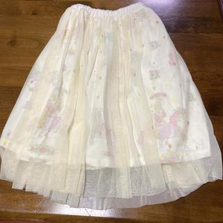ディズニー(Disney)のチュールスカート ラプンツェル(ひざ丈スカート)
