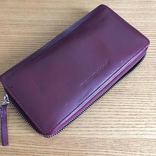 マリメッコ(marimekko)のmarimekko 長財布 革製品(財布)