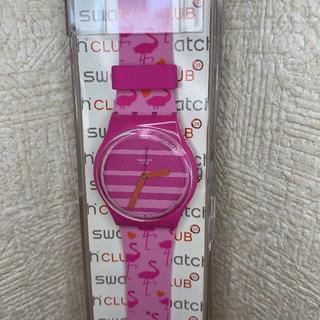 スウォッチ(swatch)のフラミンゴ SWATCH(スウォッチ) レディース 腕時計(腕時計)