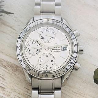 オメガ(OMEGA)の保証付 オメガ スピードマスター クロノグラフ  3513.30 メンズ 腕時計(腕時計(アナログ))