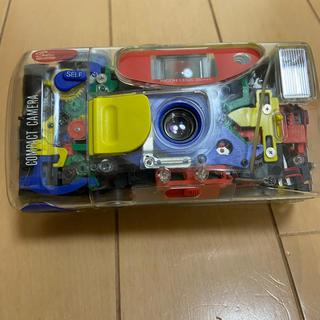 リコー(RICOH)の【バンダイ&リコー】マイクリスタル カメラ(フィルムカメラ)