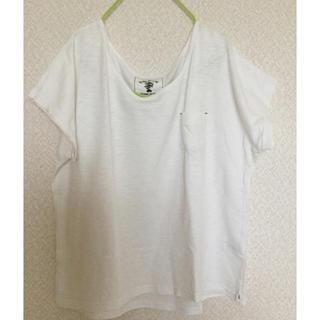インザグルーヴ(in the groove)の白のTシャツ インザグルーヴ(Tシャツ(半袖/袖なし))