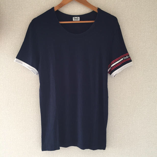ドルチェアンドガッバーナ(DOLCE&GABBANA)のDOLCE&GABBANA メンズ Tシャツ(Tシャツ/カットソー(半袖/袖なし))