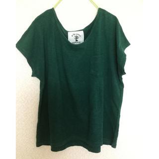 インザグルーヴ(in the groove)のグリーン カーキのTシャツ インザグルーヴ(Tシャツ(半袖/袖なし))