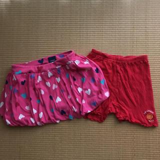 ムージョンジョン(mou jon jon)のmou jon jon babygapパンツスカート2枚組(パンツ/スパッツ)