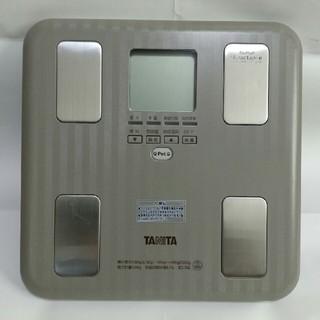 TANITA - タニタ 体組成計 インナースキャン「ペット体重モード」付き