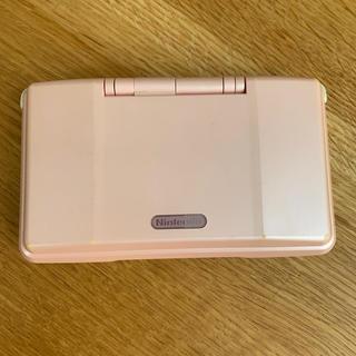 ニンテンドーDS(ニンテンドーDS)のDS  本体 ピンク(家庭用ゲーム機本体)