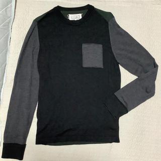 マルタンマルジェラ(Maison Martin Margiela)のマルジェラ マルチカラー セーター M(ニット/セーター)