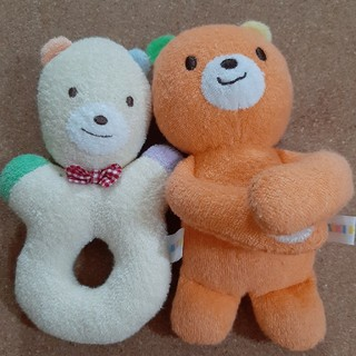 mikihouse - ミキハウス ベビー おもちゃ