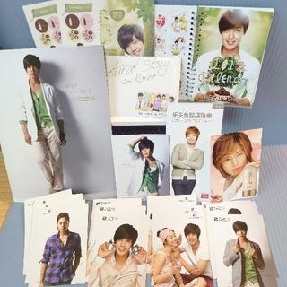 ザフェイスショップ(THE FACE SHOP)の【キム・ヒョンジュン】ポストカード、カレンダーetc…(印刷物)