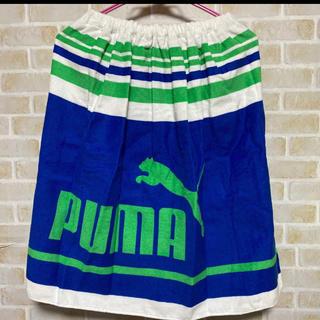 プーマ(PUMA)の⑮PUMA 巻きタオル ラップタオル(タオル/バス用品)