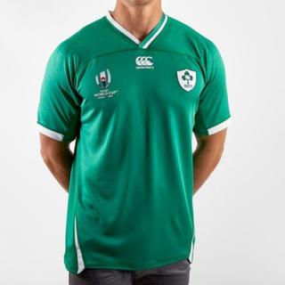 カンタベリー(CANTERBURY)のラグビー ワールドカップ アイルランド代表 ジャージ 海外L(ラグビー)