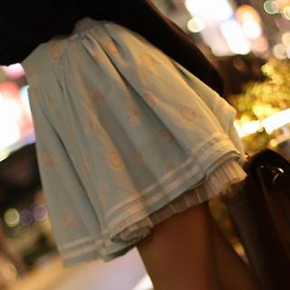 LIZ LISA - リズリサ ブルースカート