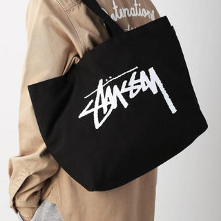STUSSY - STUSSY 2015 FALL COLLECTION トートバッグ