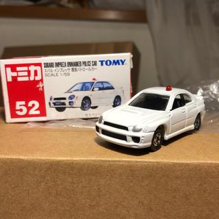 タカラトミー(Takara Tomy)のトミカ インプレッサ 覆面パトカー(ミニカー)