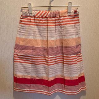 ファミリア(familiar)の⏰最終セール!familiar スカート 夏服 子供服 サイズ150(スカート)
