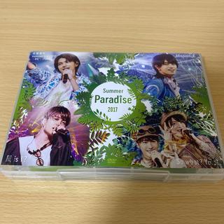 セクシー ゾーン(Sexy Zone)のSummer Paradise 2017 DVD 4枚組(ミュージック)