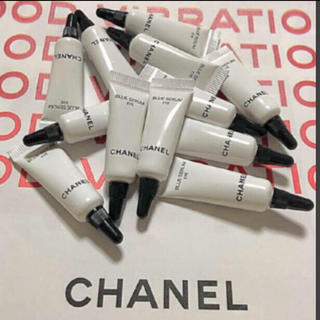シャネル(CHANEL)のシャネル CHANEL ブルーセラムアイ 3ml × 15個  (アイケア/アイクリーム)