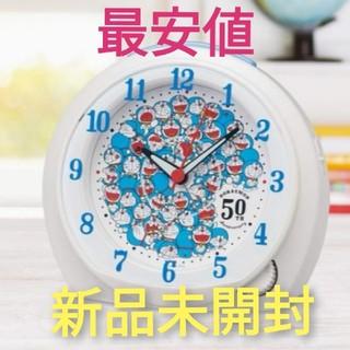 セイコー(SEIKO)のmippy様専用★SEIKO CQ803W 目覚まし時計 ドラえもん (キャラクターグッズ)