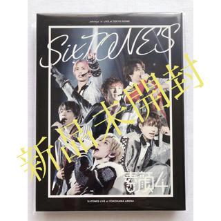 ジャニーズ(Johnny's)の【素顔4/SixTONES盤/新品未開封/受注生産品】(アイドル)