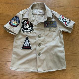 アヴィレックス(AVIREX)のアヴィレックス AVIREX キッズ 半袖 S 90 100(Tシャツ/カットソー)