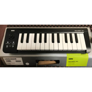コルグ(KORG)のKORG micro KEY Air-25(電子ピアノ)