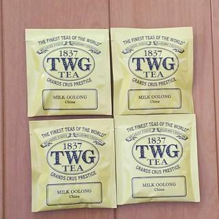 TWG 3種類 各4パック(茶)