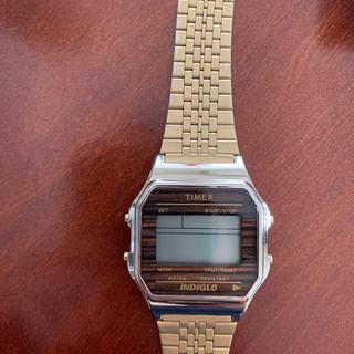 タイメックス(TIMEX)のyuuさま専用 TIMEX INDIGLO 腕時計(腕時計(デジタル))