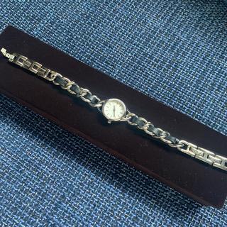 ユナイテッドアローズ(UNITED ARROWS)のInteract Watch co.腕時計 シルバー(腕時計)