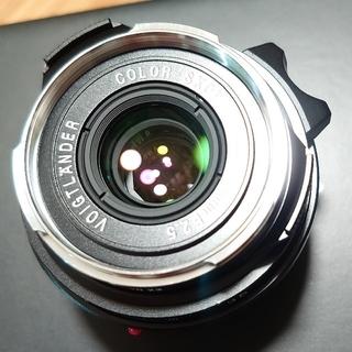 ライカ(LEICA)の【2020年7月購入】COLOR-SKOPAR 35mm F2.5(レンズ(単焦点))
