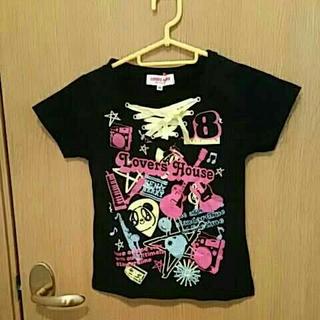 お値下げ☆LOVERS HOUSE  Tシャツ140♪新品タグ付き