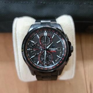 カシオ(CASIO)のカシオ CASIO OCEANUS オシアナス BRIEFING 新品同様(腕時計(アナログ))