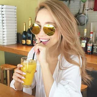 レディー(Rady)の浜崎あゆみ着ミラーナインサングラス(サングラス/メガネ)