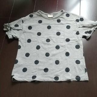 ザラ(ZARA)のZARA   Girls Tシャツ size8 128cm(Tシャツ/カットソー)