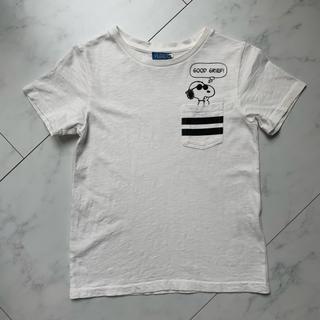 ライトオン(Right-on)のRight-on ライトオン スヌーピーTシャツ (Tシャツ/カットソー)