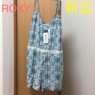 ロキシー(Roxy)の値下げ!【新品】ROXY サロペット ロンパース オールインワン(サロペット/オーバーオール)