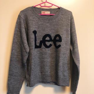 リー(Lee)のLee ロゴニット(ニット/セーター)