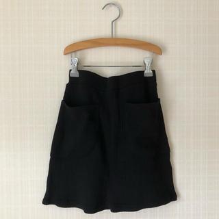 SLY - SLY リブスカート ブラック
