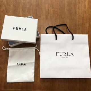 フルラ(Furla)のFURLA ショッパー 箱 巾着袋(その他)