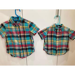 ラルフローレン(Ralph Lauren)の半袖チェックシャツ(その他)