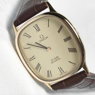 オメガ(OMEGA)の【OMEGA/オメガ】Deville/デビル アンティーク腕時計 クオーツ(腕時計(アナログ))