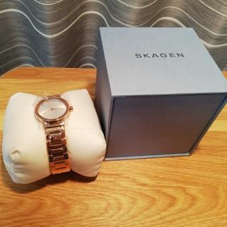 SKAGEN - 【SKAGEN】SKW2719 レディース腕時計