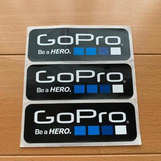ゴープロ(GoPro)のGoPro シール ステッカー GoPro(コンパクトデジタルカメラ)